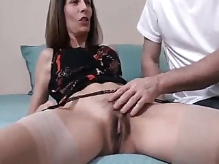 FFF-136 Son Blackmails Mom (Roleplay) pornheed mature stockings milf