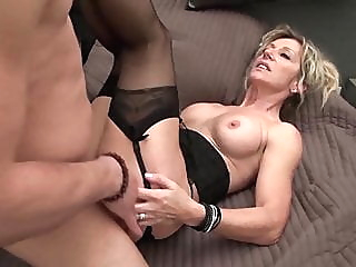 French Realtor Milf pornheed blonde blowjob milf