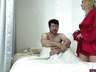 Stepson takes wrong pills and fucks his stepmom for relief pornheed amateur blonde big boobs