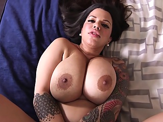 Inked Mommy Rides Dick pornheed anal big ass big tits