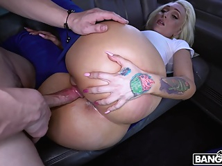 Big Ass Booty pornheed big ass blonde cumshot