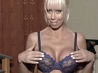 Aunt and nephew fantasy with Sammy Marshall pornheed big tits blonde cougar
