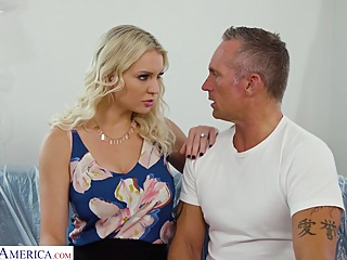 Kenzie Taylor - my friend's husband is always ready to help pornheed big tits blonde cumshot
