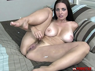 PORNSTARPLATINUM MILF Mindi Mink Teases Foot Fetish Stepson pornheed big ass big tits brunette