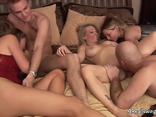 Swinger party pornheed amateur blonde group sex