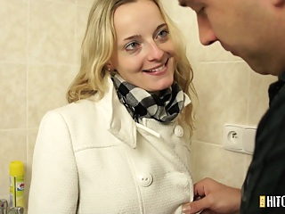 PornCZ - CzechHitchHickers E016 pornheed amateur blonde cumshot