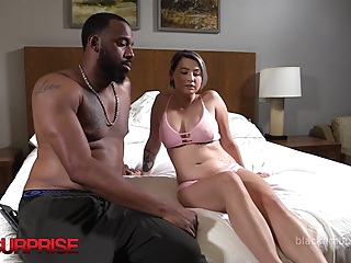 21yo Cheatin' Cara Fucked By Big Black Cock & Totally Loves This BBC! pornheed big cock big tits blonde