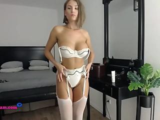 WOW the Underwear on Her... pornheed amateur hd lingerie