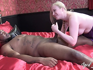 AgedLovE Big Black Cock Hard Rough Sex Action pornheed blowjob hardcore mature