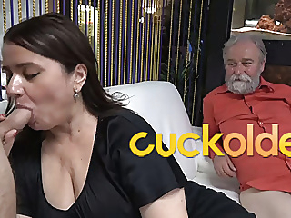 Grandpa is a Master at Cuckolding pornheed blowjob bbw mature