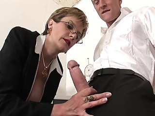 Lady Sonia in British lady fucking on a table pornheed big tits blonde british