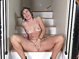 AllOver30 - Lillian Tesh Interview pornheed brunette granny hd