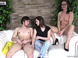 MeloneChallenge - Wendy Moon His Girlfriend Would Do Be pornheed brunette casting hd